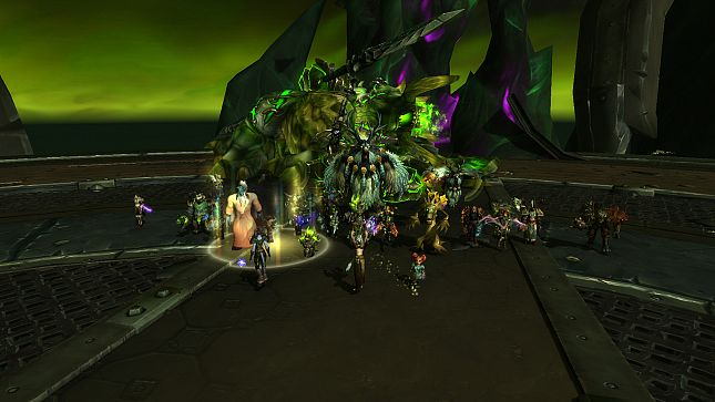 Mythic Mannoroth PM